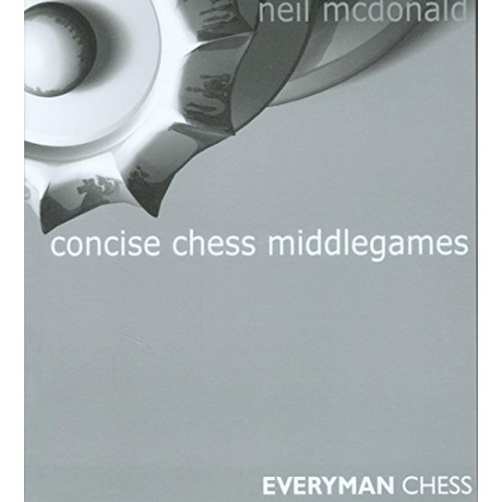 کتاب Concise Chess Middlegames