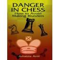 کتاب Danger In Chess - How to Avoid Making Blunders