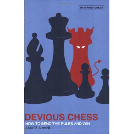 کتاب Devious Chess: How to Bend the Rules and Win