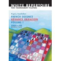 کتاب French Defence Advance Variation: Volume One