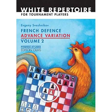 کتاب French Defence Advance Variation: Volume Two