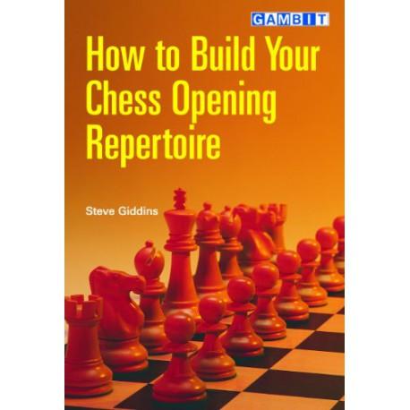 کتاب How to Build Your Opening Repertoire