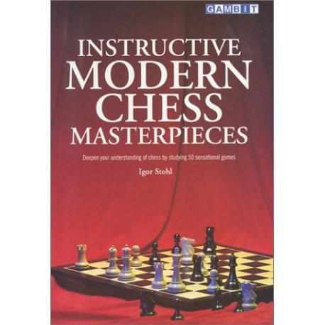 کتاب Instructive Modern Chess Masterpieces