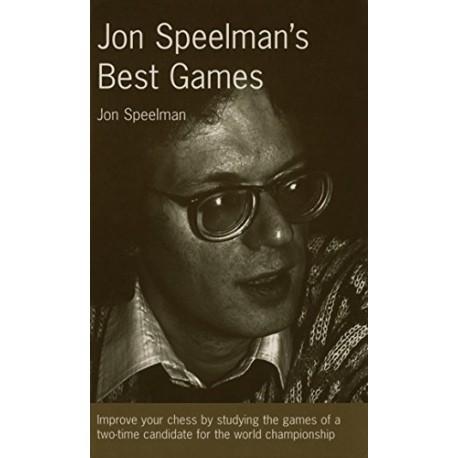 کتاب Jon Speelman's Best Games