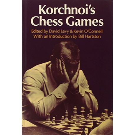کتاب Korchnoi's Chess Games