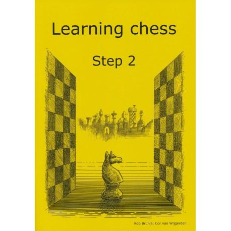 کتاب Learning Chess Workbook Step 2
