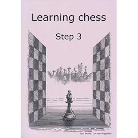 کتاب Learning Chess Workbook Step 3