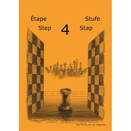 کتاب Learning Chess Workbook Step 4