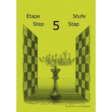 کتاب Learning Chess Workbook Step 5