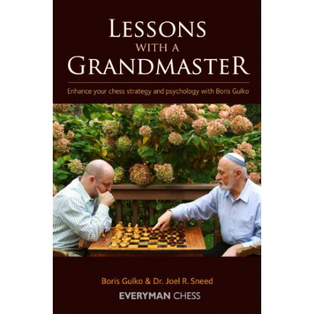 کتاب Lessons with a Grandmaster