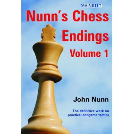 کتاب Nunn's Chess Endings Volume 1