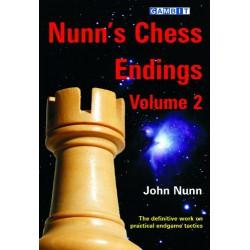 کتاب Nunn's Chess Endings Volume 2