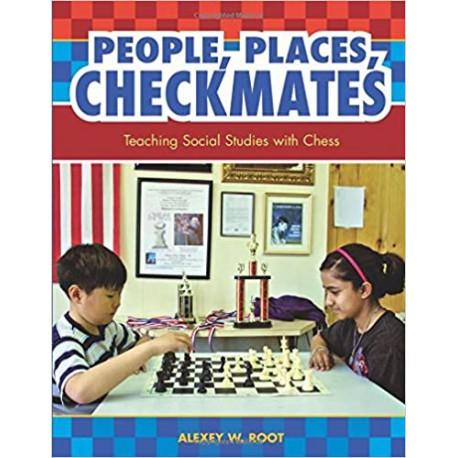 کتاب People, Places, Checkmates