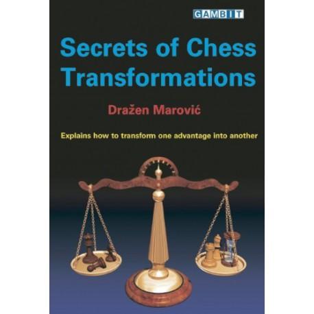 کتاب Secrets of Chess Transformations