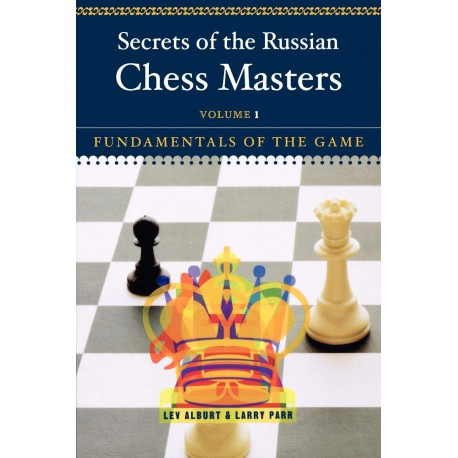 کتاب Secrets of the Russian Chess Masters