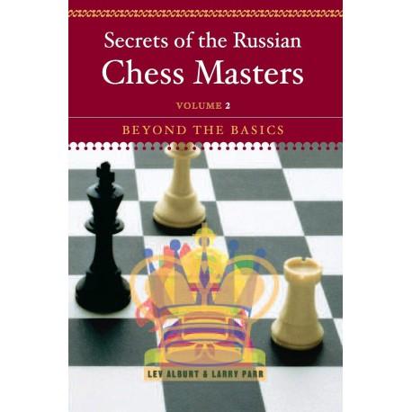 کتاب Secrets of the Russian Chess Masters Volume 2