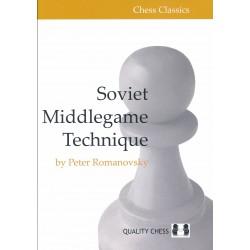 کتاب Soviet Middlegame Technique