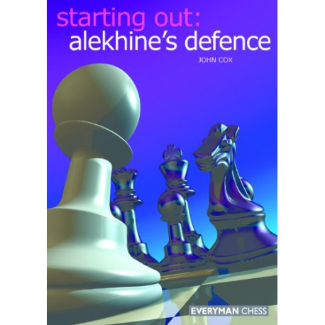 کتاب Starting Out - Alekhine's Defence