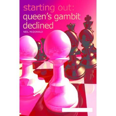 کتاب Starting Out - Queen's Gambit Declined