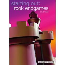 کتاب Starting Out: Rook Endgames