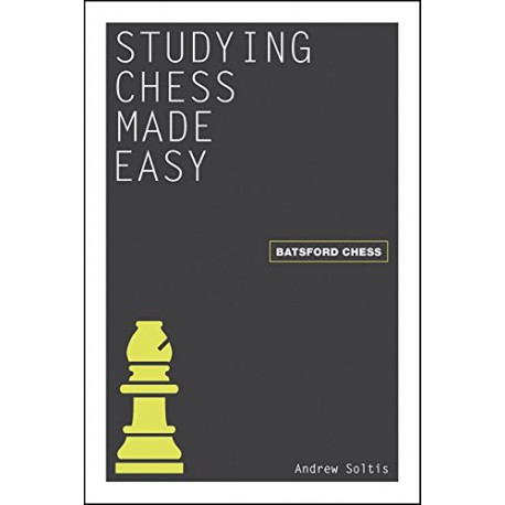 کتاب Studying Chess Made Easy