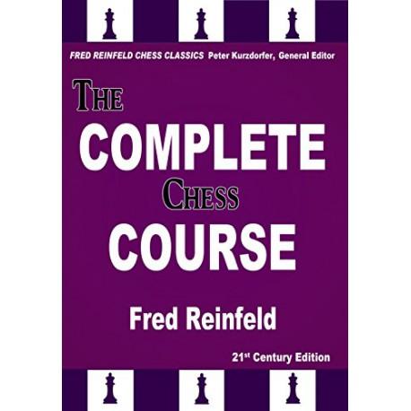 کتاب The Complete Chess Course - From Beginning to Winning Chess