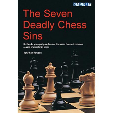 کتاب The Seven Deadly Chess Sins