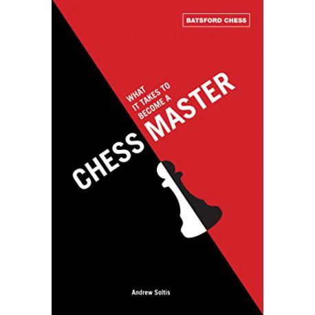 کتاب What It Takes To Become a Chess Master