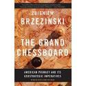 کتاب The Grand Chessboard: American Primacy and Its Geostrategic Imperatives
