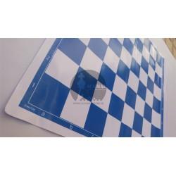 صفحه شطرنج پلاستیکی آبی آچمز استور