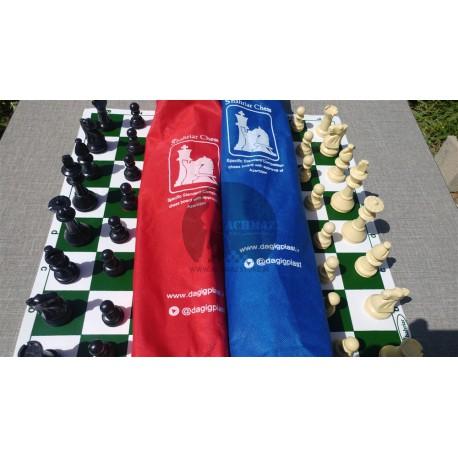 شطرنج استاندارد مسابقات مدل شهریار