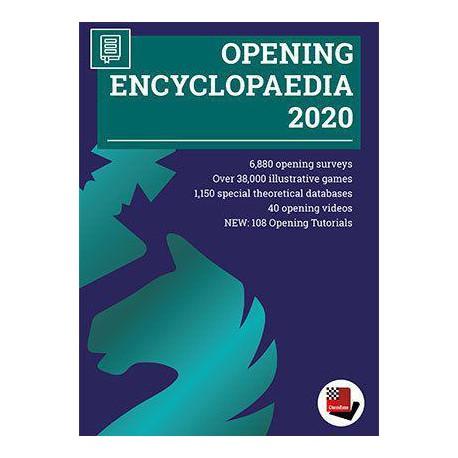 نرم افزار بازی شطرنج Opening Encyclopaedia 2020