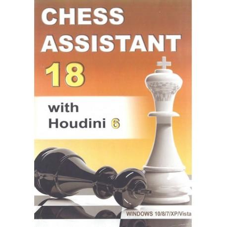 نرم افزار chess assistant 18