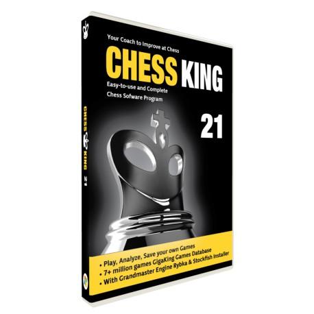 نرم افزار Chess King 2021