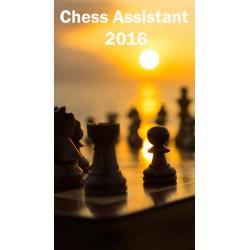 نرم افزار Chess Assistant 2016