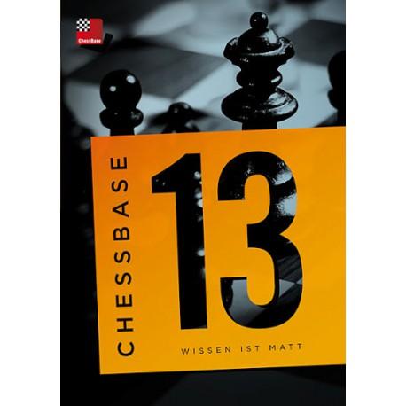 نرم افزار Chessbase 13
