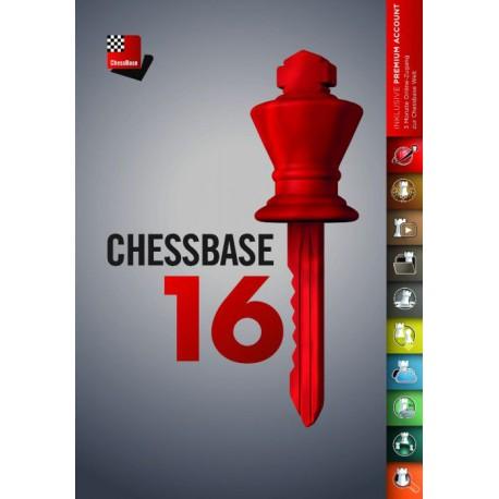 نرم افزار Chessbase 16