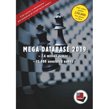 نرم افزار Mega Database 2019