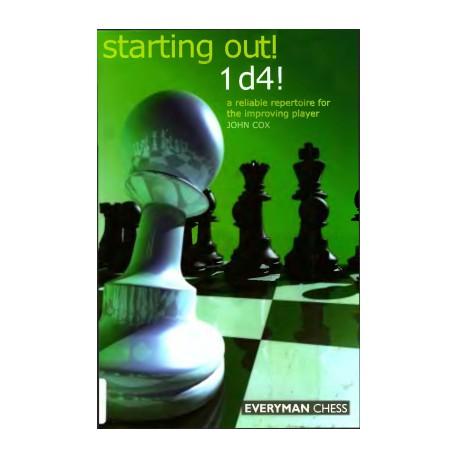کتاب Starting Out: 1d4: A reliable repertoire for the improving player