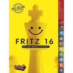 نرم افزار بازی شطرنج Fritz 16