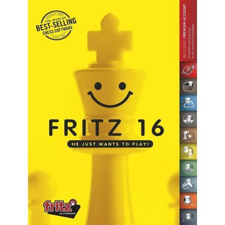 نرم افزار شطرنج Fritz 16
