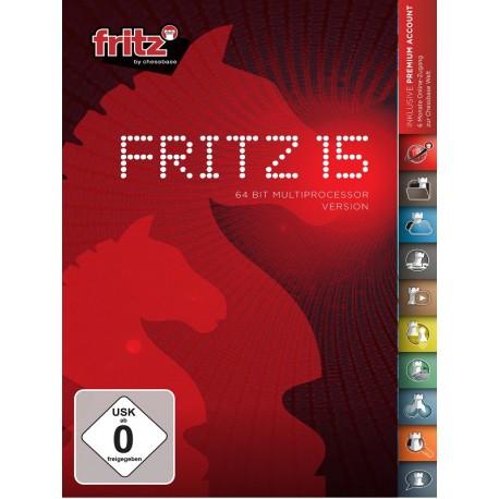 نرم افزار Fritz 15
