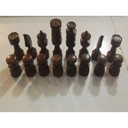 مهره های شطرنج صنایع دستی کردستان