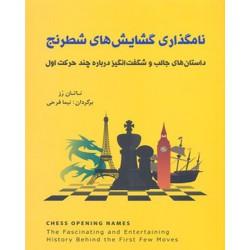 نامگذاری گشایش های شطرنج