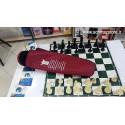 صفحه و مهره شطرنج فدراسیونی مسابقات چترنگ