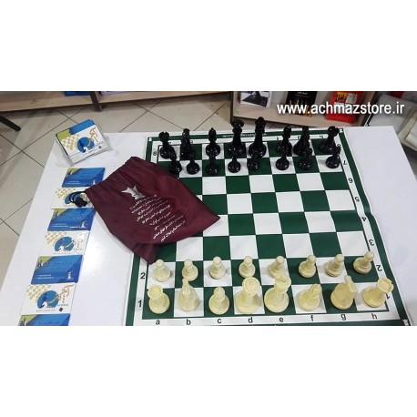 شطرنج استاندارد مسابقات چترنگ کیسه ای