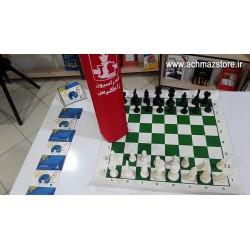 صفحه و مهره شطرنج فدراسیونی زاگرس
