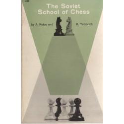 کتاب The Soviet School of Chess