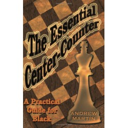 کتاب The Essential Center-Counter - A Practical Guide for Black