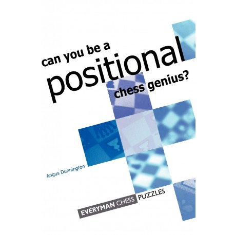 کتاب Can You Be a Positional Chess Genius